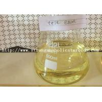 Quality CAS 315-37-7 Muscle Steroid Injections Testosterone Enanthate 250mg / ml USP Standard for sale