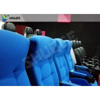Quality Electronic 4D Movie Theater With Moving Seats For Large Cinema Hall for sale