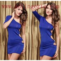 Buy Summer thin section nightclub dress evening dress chest wrapped tight skirt at wholesale prices