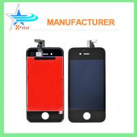 Buy cheap Original iphone 4 Digitizer LCD iPhone LCD Screen Replacement from wholesalers