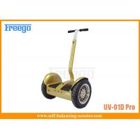 Quality Ddynamic 2 Wheel E Self Balancing Scooter Vehicle Speed 12km/h UV-01D for sale