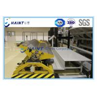 Quality Chaint Fabric Roll Handling Equipment 18 M / Min Conveyor Speed For Nonwoven Fabric Rolls for sale