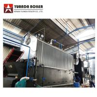 Chain Grate Automatic Feeding Low Pressure 20Tph Bagasse Biomass Steam Boiler for sale