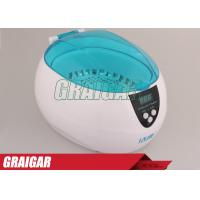 Quality CE5200A Ultrasonic Cleaning Equipment Home Jewelry Cleaners Lightweight for sale
