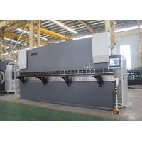 China 6 Axis CNC Hydraulic Press Brake Bending Machine For Sheet Metal 8000mm 1200TN on sale