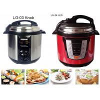 Multi purpose slow cooker  pressure cooker all in one 4L/5L/6L/8L/10L/12L