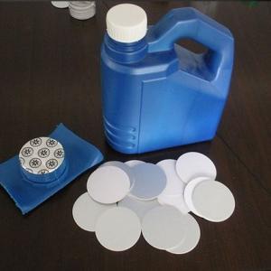 Quality Aluminum foil induction seal liner/gasket for PET food bottles for sale
