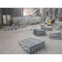 Quality Steel Grates Copper Mine / Cement Mill Wear Resistant Castings for sale