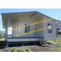 Quality Prefabricated Module Readymade House Lightweight Sandwich Panel Residental Housing Units for sale