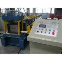 China Cold Rolled Steel Strip Purlin Roll Forming Machine for Z shape on sale