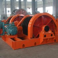 Buy cheap JZ-16/1000 underground mining electric shaft sinking winch manufacturer from wholesalers