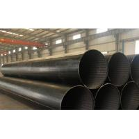 Quality Q245B Q345B 16Mn Hot Finished / Cold Finished ERW Carbon Steel Pipe For Fluid for sale