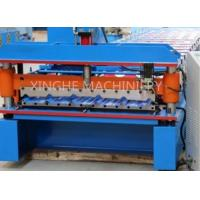 Buy cheap Galvanised Steel Sheets Corrugation Roof Panel Roll Forming Machine 12 Months Warranty from wholesalers