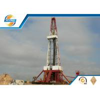 Quality API Grade Land Oil Well Drilling Rig , Electrical Onshore Drilling Rig Equipment for sale