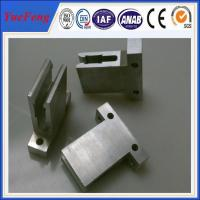 Quality Hot! types of CNC aluminum profiles, aluminum industrial profiles extrusion factory for sale