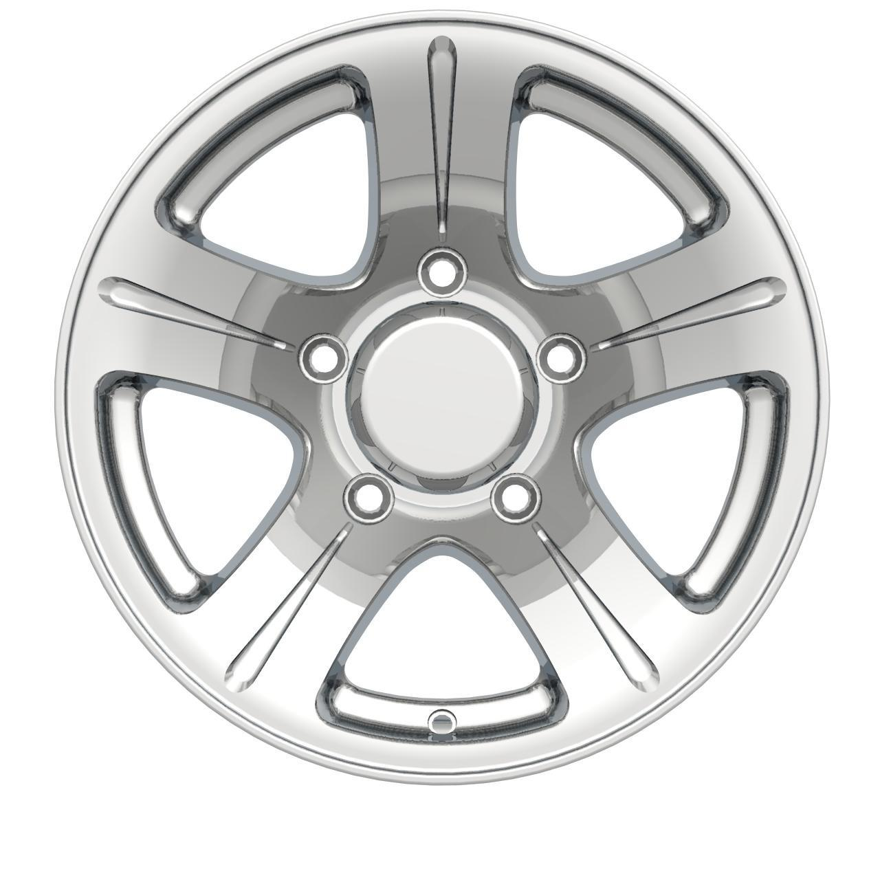 Quality 15x8 Vehicle Wheels, 15 Inch Alloy Wheels 5 Hole 111 CB for sale