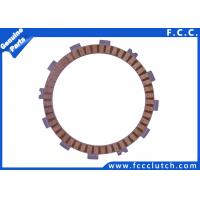 FCC Genuine Motorcycle Clutch Friction Plates For Honda CRF450R 22201-MEB-670 for sale
