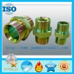 Quality Customed Brass Plug Screw,Blue white zinc plug screw,steel plug screw,hexagonal plug screw,yellow zinc plug screw for sale