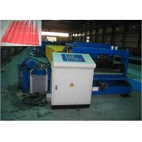 Buy Metal Roof Glazed Tile Roll Forming Machine Corrugated Steel Sheet BV / SGS at wholesale prices