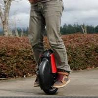 Quality Personal transporter vehicle Single Wheel Electric scooter , 16-18km/h for sale