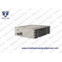 China Dual Band Mobile Phone Signal BoosterCDMA800 PCS1900 50V/N Connector for sale