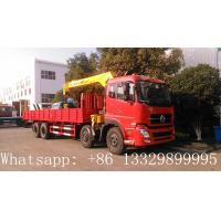 Buy 30ton truck mounted crane for sale at wholesale prices