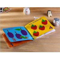 Buy Education Soft EVA children's Bath Books Early Number Learning at wholesale prices