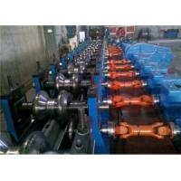 Quality Automatic Highway W-Beam Guardrail Roll Forming Line 5-12m/Min for sale