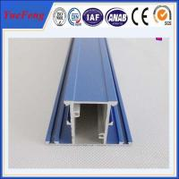 Quality ODM produce aluminum system profiles for greenhouse, aluminium profile design manufacture for sale
