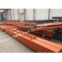 China New Zealand AS/NZS Standard Structural Steelworks Fabrications for Residential Building on sale