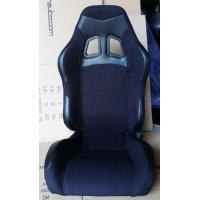 Quality Sparco Style Sports Car Seat , Reclining Racing Seats Classic Design for sale