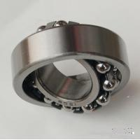 Quality GCR15 Open Small Self Aligning Ball Bearing 30mm Axial Load 1206K for sale