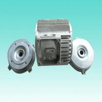 Quality IE71 Custom Threading Car Aluminum Electronic Motor Spare Parts For Housing Pump for sale