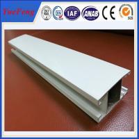 Quality HOT ! office partition aluminum profiles,  colorful aluminium frame for glass partition for sale