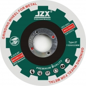 "Quality T27-4-1/2""X1/4X7/8 Corundum Abrasive Grinding Wheel for sale"