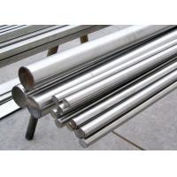 Buy cheap ASTM A270 316L Stainless Steel Grinding Round Bar Diameter 8 - 150mm H9 Tolerance from wholesalers