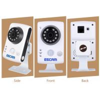 Quality Escam IP Camera Wifi 720p QF502 Wifi Plug & Play 1.0Megapixel Card Handheld Infrared Camera Surveillance Wireless Keeper for sale