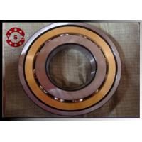 China Low Noise Angular Ball Bearing 30mm Bore Size For Carrying Axial And Radial Loads on sale