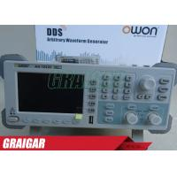 Quality 25MHZ Digital Electronic Measuring Device , Dual Channel Arbitrary Waveform Generator for sale