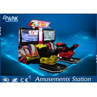 Quality coin operated amusement motorcycles speed racing arcade machine for sale