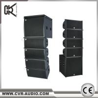 China outdoor sound system active mini line array W-82C&W-15CP for sale