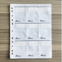 Quality EVA Display Sheet With 4 / 6 / 8 / 9 /12 Pockets Ideal For Buckles , Buttons for sale