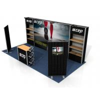 Quality Custom Print Trade Show Booth Displays, Exhibition Portable Trade Show Booths for sale
