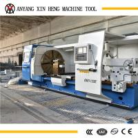 Quality CK61160 Swing over bed 1600mm heavy duty lathe machine precision 0.01mm for sale