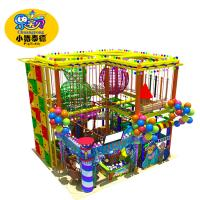 Quality Safety colorful kids outdoor playground for sale children rope course for sale
