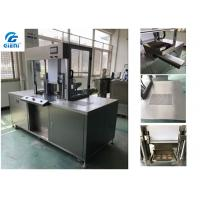 Quality AC380V  Cosmetic Powder Compacting Machine For Cosmetic Powder In Aluminum Pan, Pressing Machine for sale