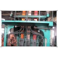 Quality 50HZ Upward Continuous Casting Machine For Copper Magnesium Alloy Strip for sale