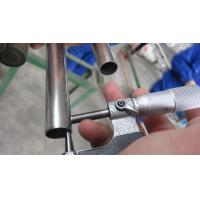 Quality Bright Annealed Stainless Steel Tube,High Precision Cold Rolling,  DIN 17458, EN10216-5 D4/T4 for sale