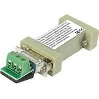 Quality RS485 to RS232 Converter Transmitter DB9 Connector for Access Control Systems for sale