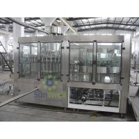 Buy cheap Customized Tea Filling Machine , Automatic Hot Filling Tea Line from wholesalers